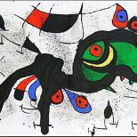 胡安•米罗绘画作品