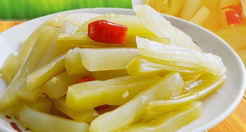 金沙娱乐赌场官网:一碟小菜竟然身价百亿 这款鲜香脆嫩的泡菜你吃过吗