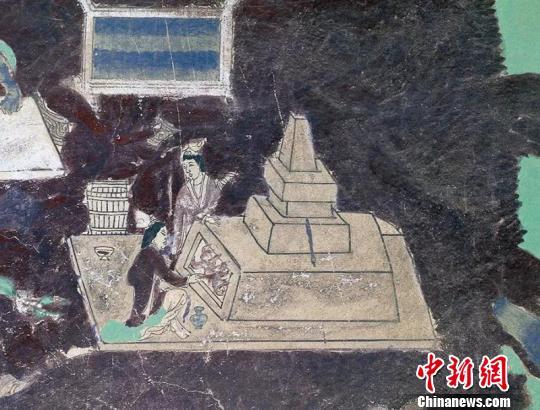 敦煌壁画揭秘河西走廊千年酒文化:美酒消夏酿酒业发达