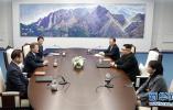 ?韩朝商定16日在板门店举行高级别会谈 商议如何具体落实《板门店宣言》