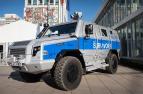 看看德国警察的升级装备