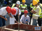 来自云南省28个重点工程的工程技术人员职业技能大比拼