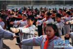 辽宁省校服抽查合格率95.6% 五年来上升了18.1%