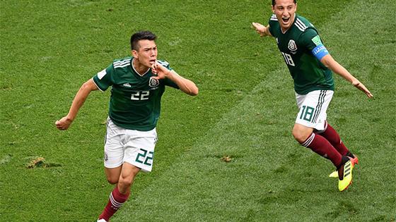 妖锋破门克罗斯中柱 德国爆冷0-1不敌墨西哥