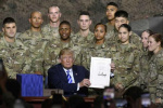 美国防授权法案生效后 特朗普