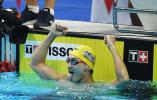 徐嘉余生日夺冠,获男子100米仰泳金牌破亚运记录