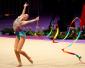 世界艺术体操锦标赛在保加利亚拉开帷幕