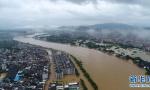 广东小城还淹在水里