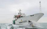 浙江一艘渔船在海上沉没:船上8人,3人被救起