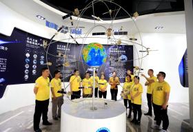"""中国航天日刷屏国际""""朋友圈"""" 重点项目丰硕成果可期"""