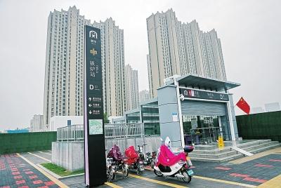 更便捷!郑州地铁14号线一期即将开通 100公里/小时