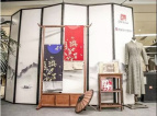 中华老字号展示空间进博期间喜迎八方来客 东方国际 传统与时尚完美结合