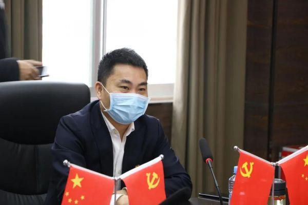绿滋肴党委第一届委员选举大会圆满召开3
