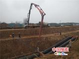 河南舞钢:稳步推进水利工程施工项目建设