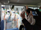 """雷神山ICU呼吸机集体""""休假"""",网友:这是最想看的画面"""